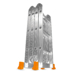 Escalera plegable Alum 4×4 4,70m 1