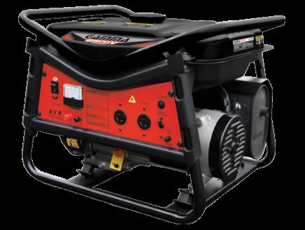Grupo Electrógeno ELITE 2200W- 6,5 HP