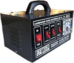 CARGADOR DE BATERÍAS 20 AMP.