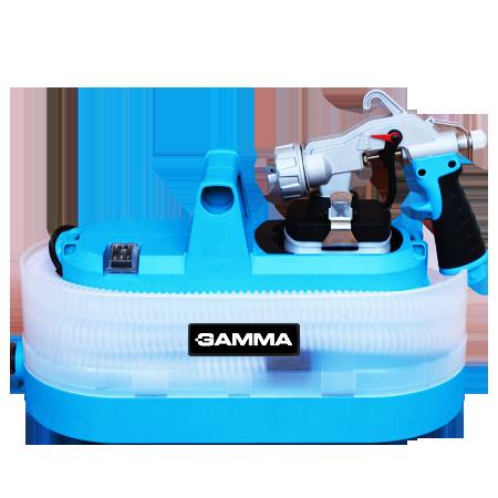 Equipo de pintar c/Aire Caliente Gamma-1200W