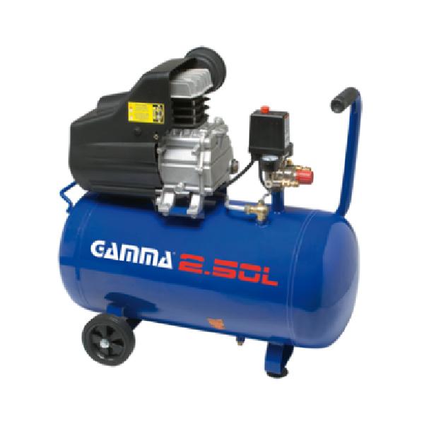 Compresor GAMMA 2HP- 24L