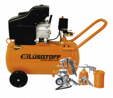 Compresor Lusqtoff 2HP - 24L