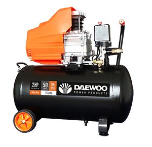 Compresor de Aire Daewoo 50 Lts - DAC50D