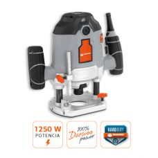 Fresadora Eléctrica Daewoo 1250W - ROUTER - DAER1250
