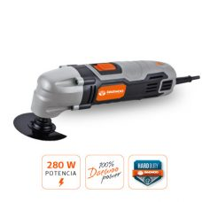 Sierra Multicorte Oscilante Daewoo - 280W - DAMT280