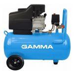 Compresor GAMMA 2HP – 50L 1