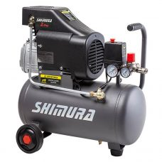 Compresor Shimura 50L - Doble salida